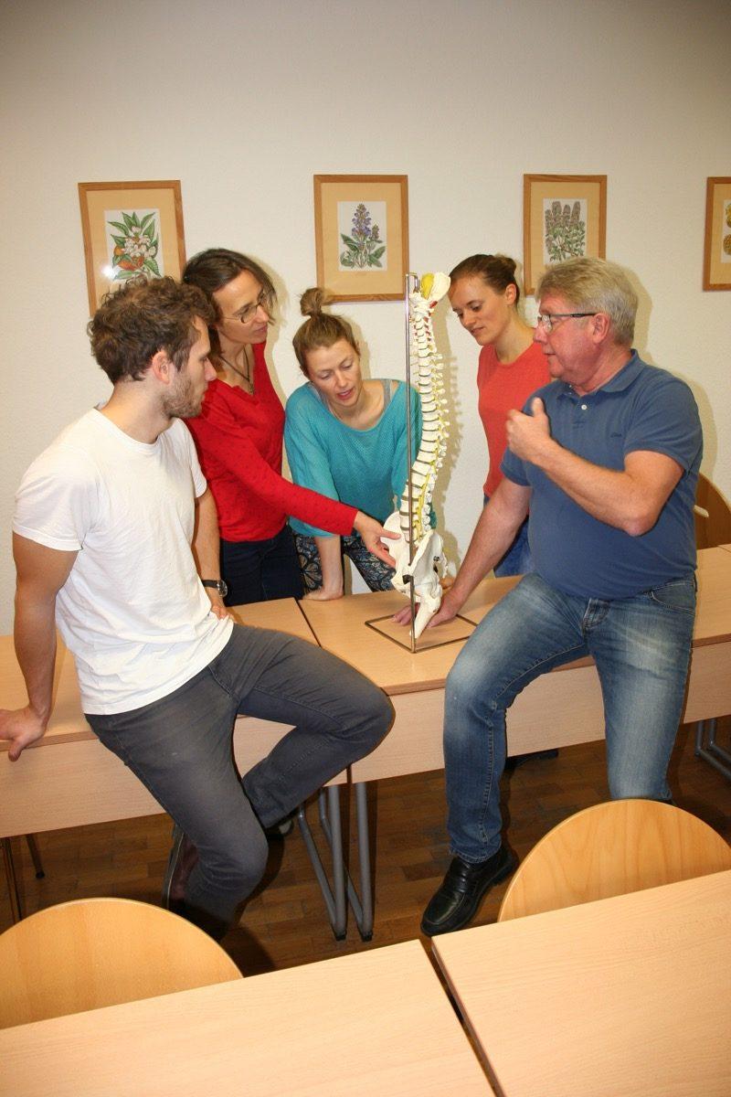 Chiropraktiker Ausbildung